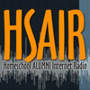 HSAIR logo and banner