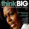 ThinkBIG Magazine sample pages